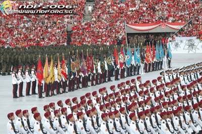 National Day Parade 2006