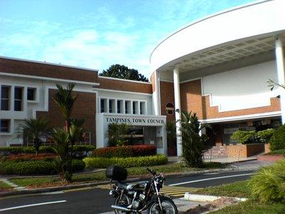 Tampines Town Council Block 136 Street 11