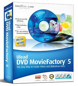 ULEAD's DVD Movie Factory 5
