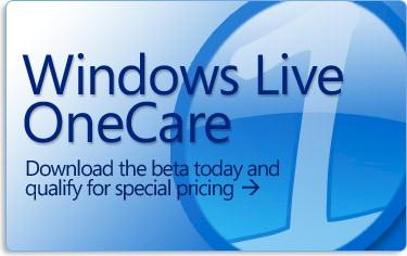 Microsoft WindowsLive OneCare