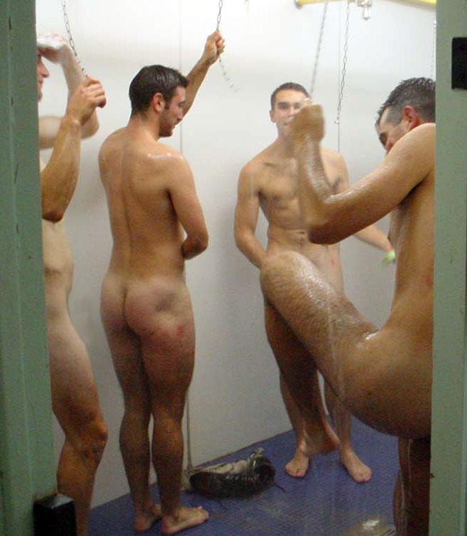 Naked Men In Locker Rooms 52