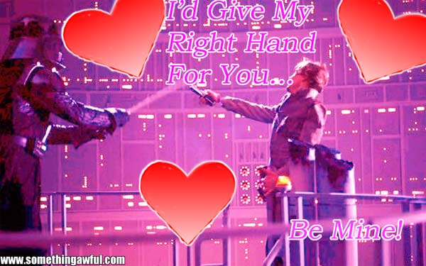 Star Wars For Valentineu0027s Day