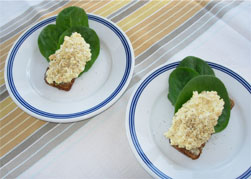 Äggpålägg