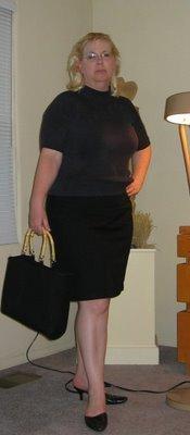 By Popular Demand–photo of skirt & handbag