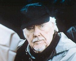 If Robert Altman acts, he could've been the hero in an action movie. The asskicking grandpa.