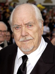 Robert Altman looks almost pissed off that I'm doing such a crappy job with this entry... or is he actually smiling?