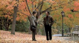 Billy Crystal and Meg Ryan in When Harry Met Sally