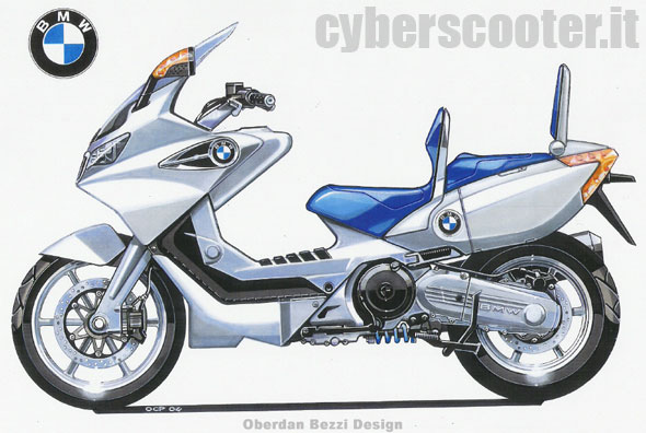 Is Bmw Really Going To Re Enter The Scooter Market