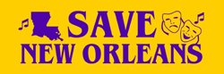 Save New Orleans