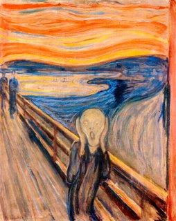 E.Munch, artísta Noruego, El Grito