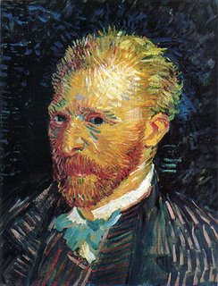 Autoretrato Vincent Van Gogh