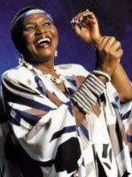 Miriam Makeba interpretando su Pata-Pata