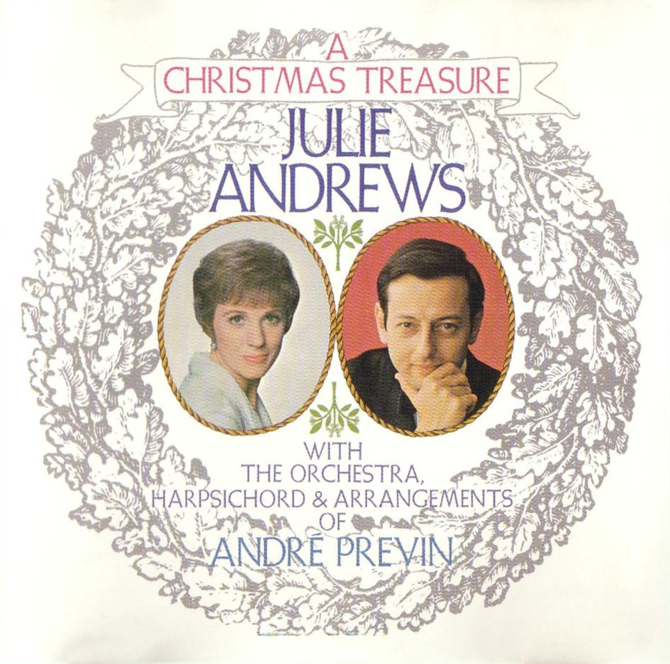 A Christmas Yuleblog: Julie Andrews & Andre Previn - A Christmas ...