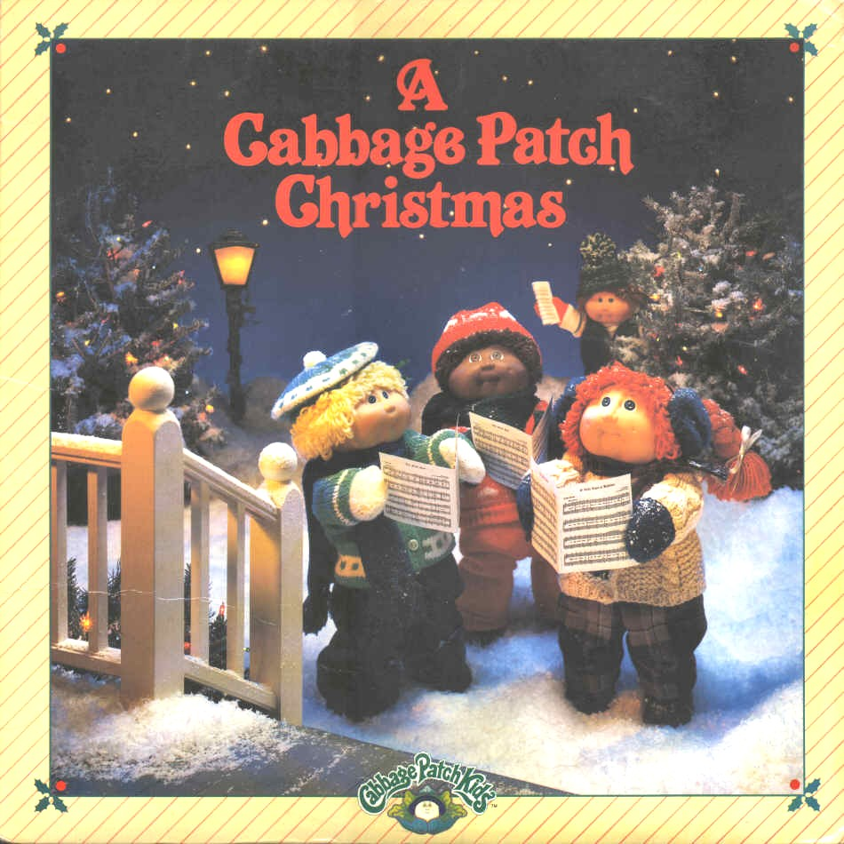 A Christmas Yuleblog: A Cabbage Patch Christmas