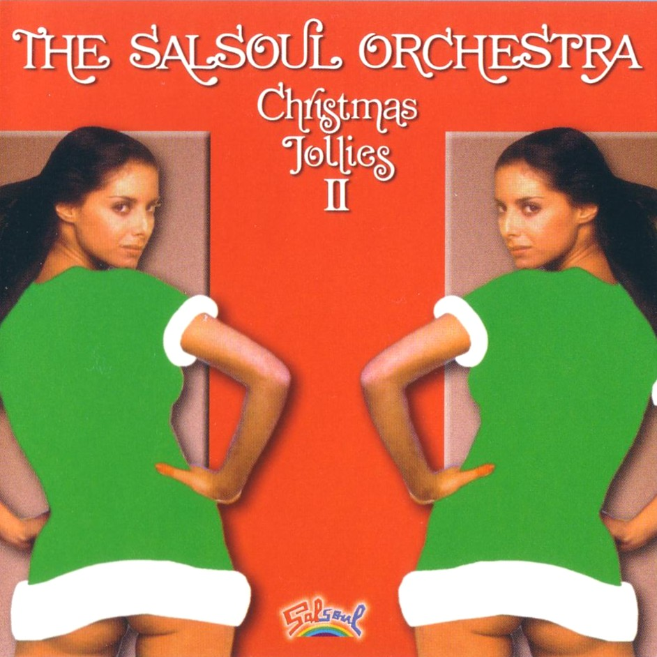A Christmas Yuleblog: The Salsoul Orchestra - Christmas Jollies II