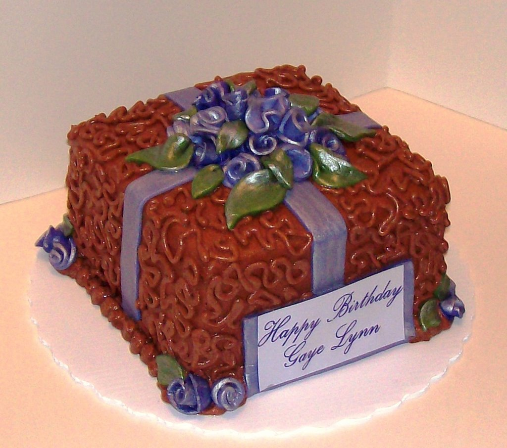 Best Birthday Cake Designs For Husband : K s Cakes: October 2006