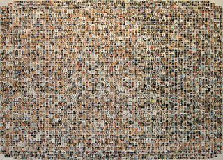 Picture: Collage of the victims of 9/11