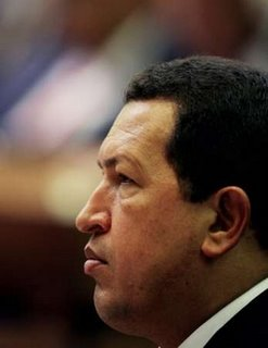 Picture: Hugo Chavez in the 2006 Havana Non-Aligned Movement Summit (3)