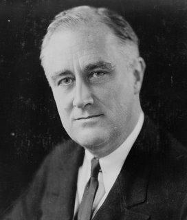 Picture: Official portrait of President Franklin Delano Roosevelt