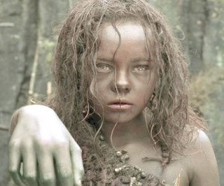 Picture: a Skull Island girl, from the 2005 King Kong.