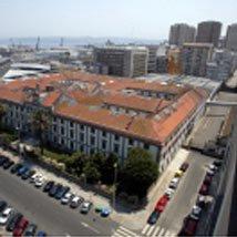Edificio de la Tabacalera de A Coruña