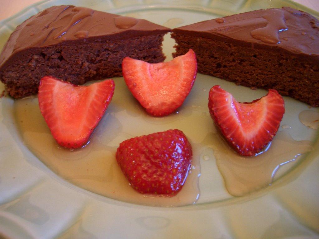 Julia Child Chocolate Cake Recipe Almonds