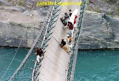 we are not afraid extreme sport