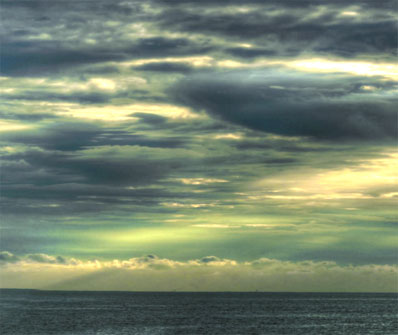 HDR: Teluk Kemang, Port Dickson, by Muid Latif
