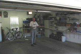 I love my clean garage!
