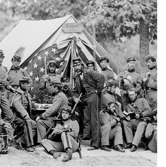 Fotos de la Guerra Civil de Estados Unidos la Guerra Civil de Estados