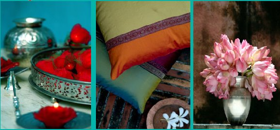 Good Earth Verandah Showcases Interesting Furniture Unusual Lights Home Decor Accessories I Also Dig These Silk Cushions In Vibrant Colours