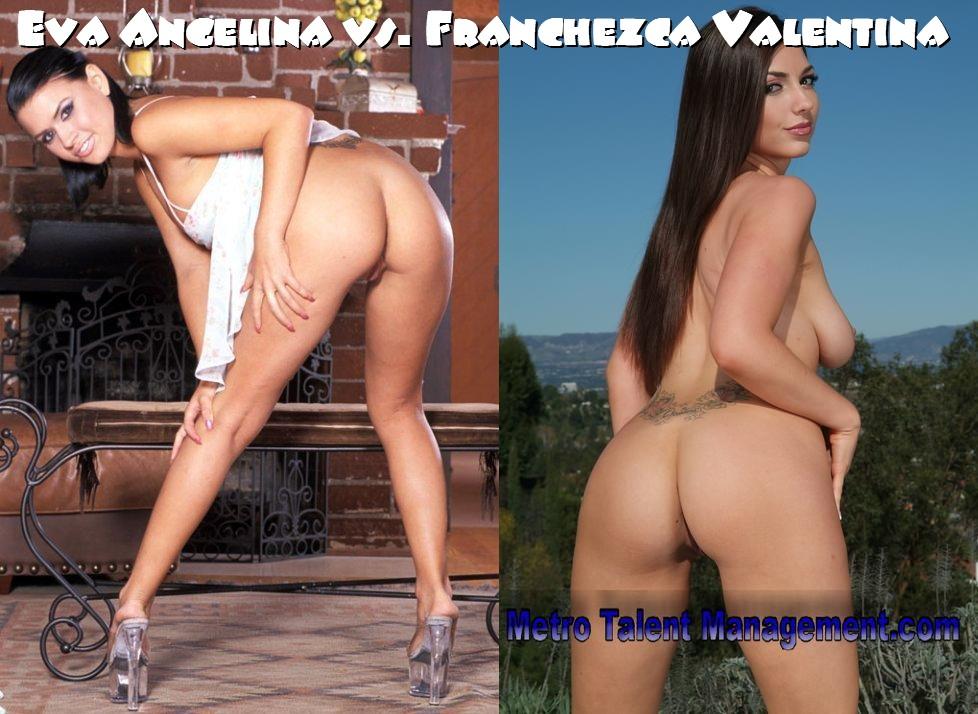 image Eva angelina vs two big cocks