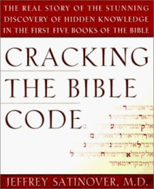 Cracking the Bible Code - Cover