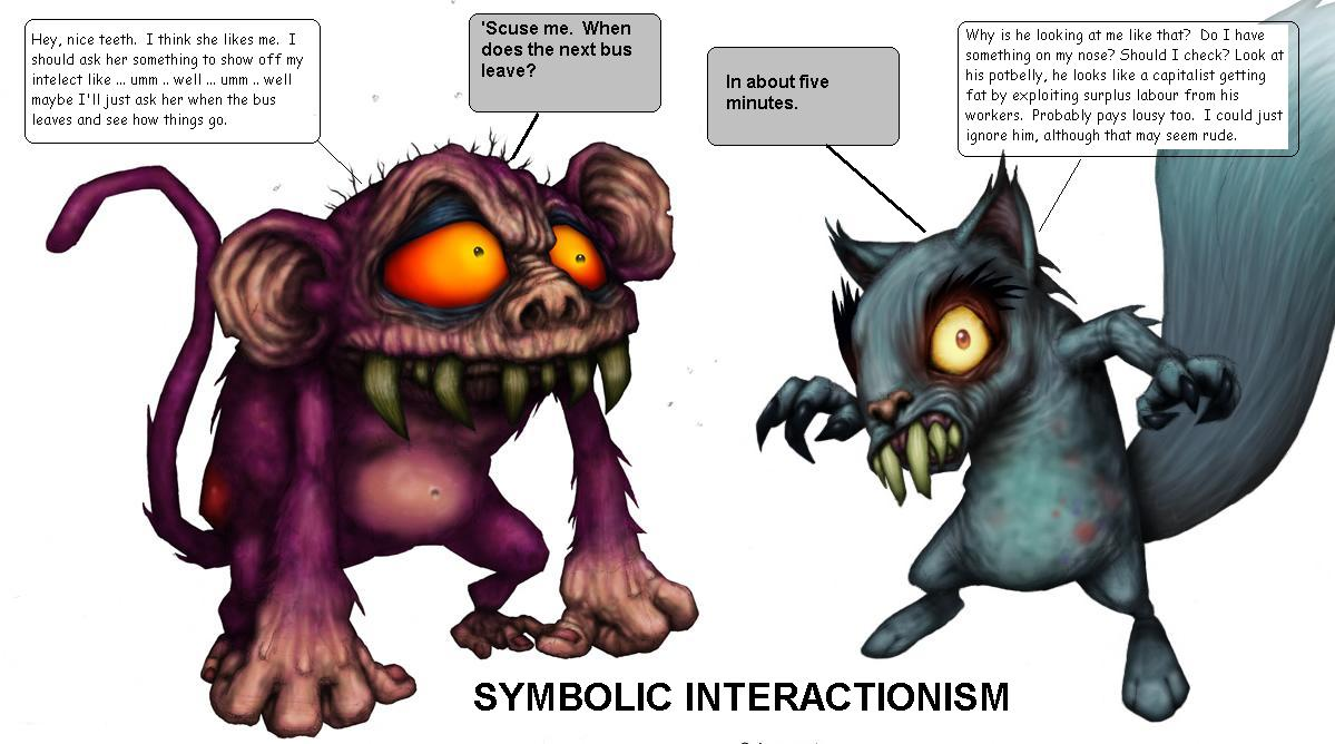 symbolic interactionism in shrek Theory resources—by type  change to view by theory symbolic interactionism (chapter 5) movie: nell running time: shrek running time:.
