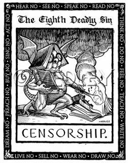censorship debate essay example