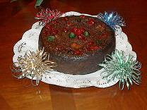 recipe for the jamaican christmas cake