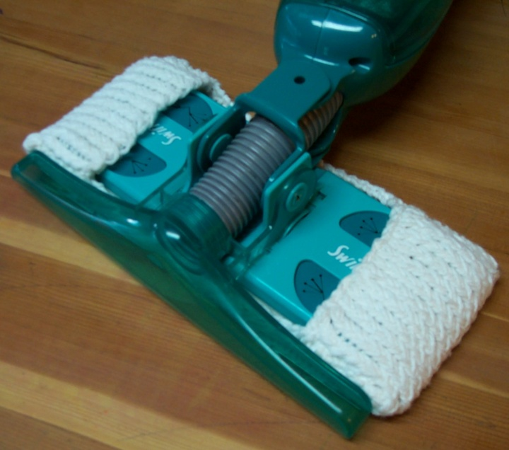 Canadian Crafter The Swiffer Cover