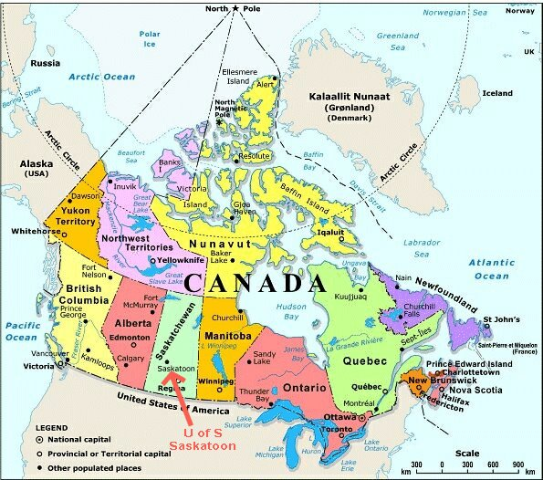 Dr Mommy Dentist Map Of Canada For The Geographically Challenged