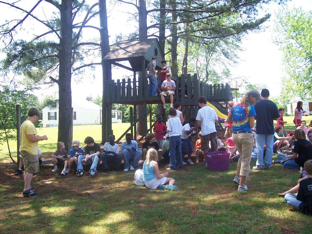 Ripley First Baptist Church: Tennessee Baptist Children's Home