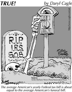 funeral and federal bill