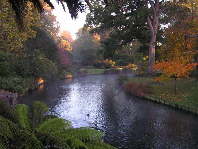 Peaceful Garden Pictures Of Beautiful Gardens