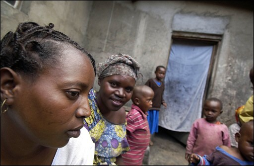 prostituée rwandaise