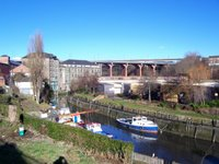 The River Ouseburn