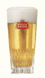 Een glas Stella