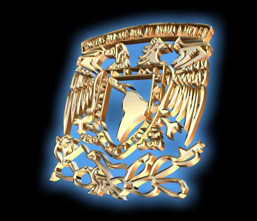 Logos en 3D: UN... M Logo Wallpaper