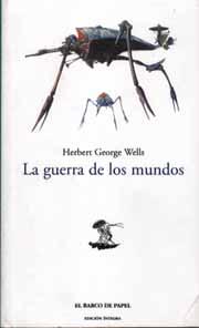 La Guerra de los Mundos de H.G. Wells