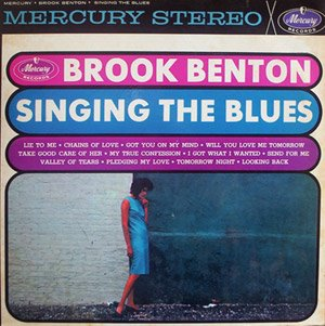 Brook Benton -- Singing the Blues