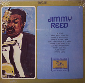 Jimmy Reed -- Everest Records Archive of Folk and Jazz Music