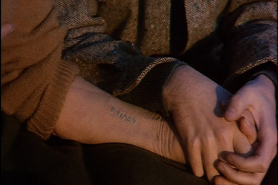 Maude's tattoo