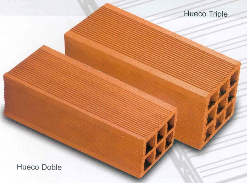 Ceramica 4 3 3 tipos y clases de ladrillo - Tipos de ladrillos huecos ...
